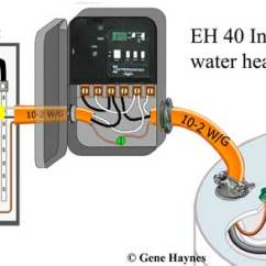 Water Heater Timer Wiring Diagram Browning Buckmark Parts How To Wire Eh40 Eh10 Wh40 Wh21 Larger Image