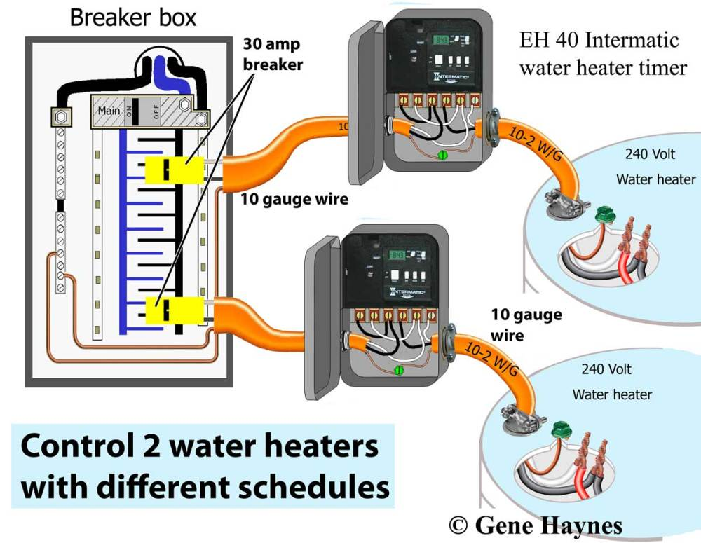 medium resolution of larger image timer or zwave or wifi for electric water heater each water heater can have different schedule