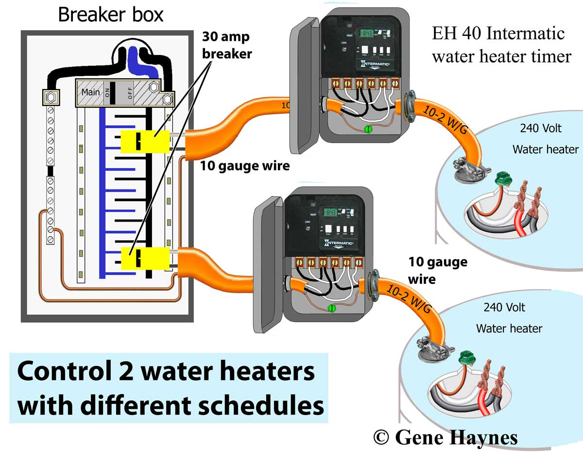 hight resolution of larger image timer or zwave or wifi for electric water heater each water heater can have different schedule