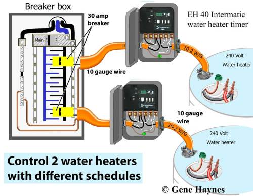 small resolution of larger image timer or zwave or wifi for electric water heater each water heater can have different schedule