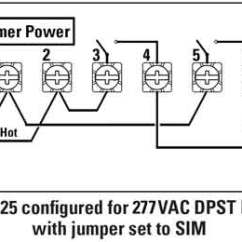 Contactor Wiring Diagram Automotive Diagrams Software Deltagenerali How To Wire Intermatic Et Series Timer 277 Volt