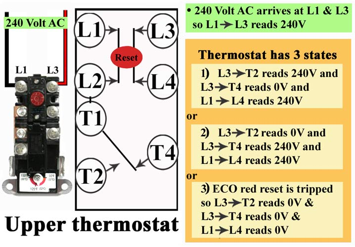 Waterheatertimer Org Images Electric Diagram Water