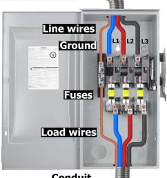 how to wire safety switchlarger image 3 pole safety switch example shows fusable this is [ 1000 x 1424 Pixel ]