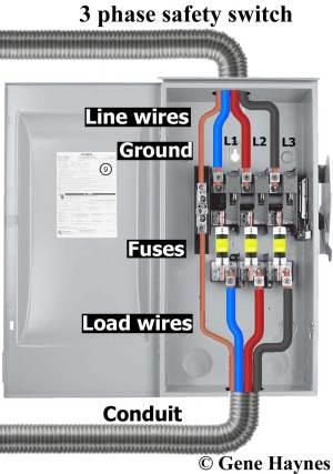 [WRG3991] 3 Pole Ac Wiring