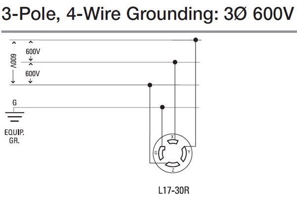 3 Phase 4 Wire Diagram on 3 wire 220v wiring diagram