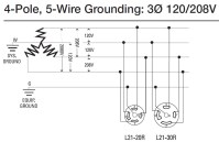 Wiring Diagram 3 Phase 220 Twist Locks | Online Wiring Diagram