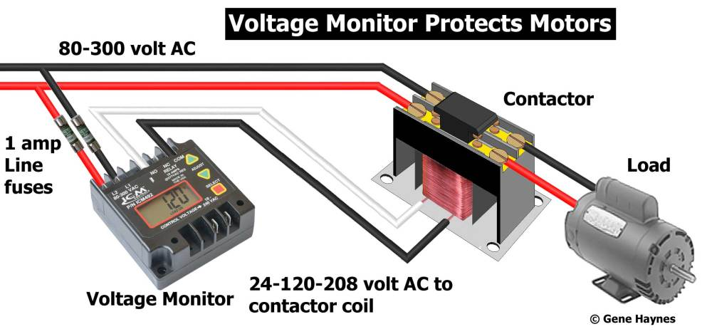medium resolution of household power 120 240 volt is single phase voltage monitor protect motors and equipment