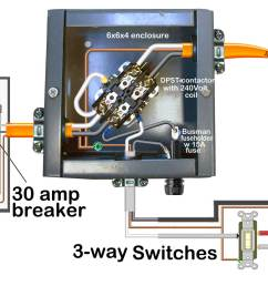 larger image control water heater with two 15 20 amp 3 way switches same as above  [ 1600 x 1088 Pixel ]