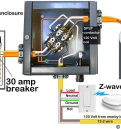larger image control 240 volt with x10 wifi or z wave requires [ 1400 x 1003 Pixel ]