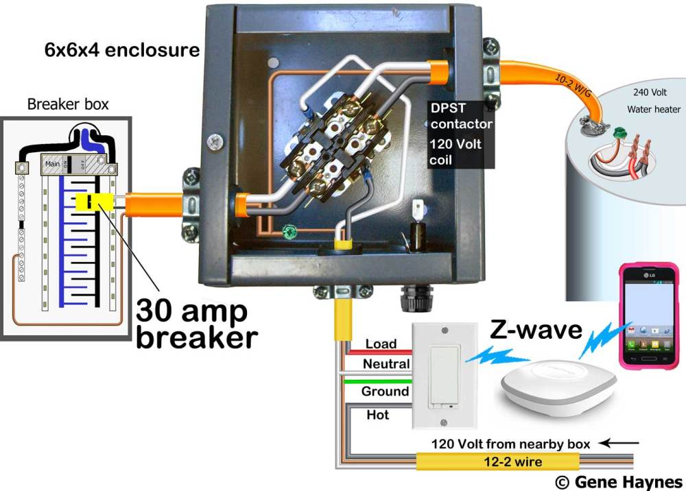 medium resolution of larger image control 240 volt with x10 wifi or z wave requires