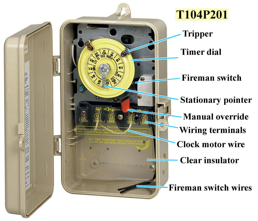 water heater wiring diagram with Intermatic Pool Timer Wiring Diagram on Generatoralternator Ac Voltage Booster furthermore Watch furthermore 240 Volt Light Wiring Diagram further Wiring Diagram For Adding A Subpanel likewise Hair Dryer Machine.