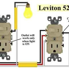 3 Way Outlet Boiler Wiring Diagram With Zone Valves How To Wire Switches Leviton 5245 Combo