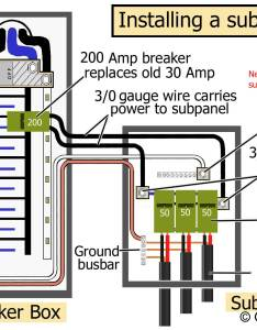 Image of   subpanel also how to wire tankless electric water heater rh waterheatertimer
