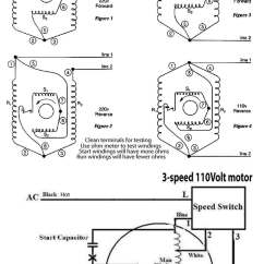 3 Speed Fan Switch 4 Wires Diagram Single Line Of Distribution System How To Wire Motor Wiring