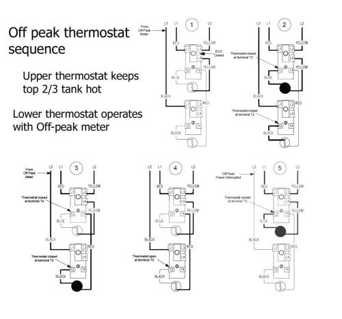 small resolution of 120 volt water heater thermostat wiring diagram