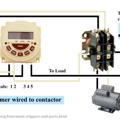 Single Phase Water Pump Control Panel Wiring Diagram Lewis Dot For A Cation How To Wire Timers
