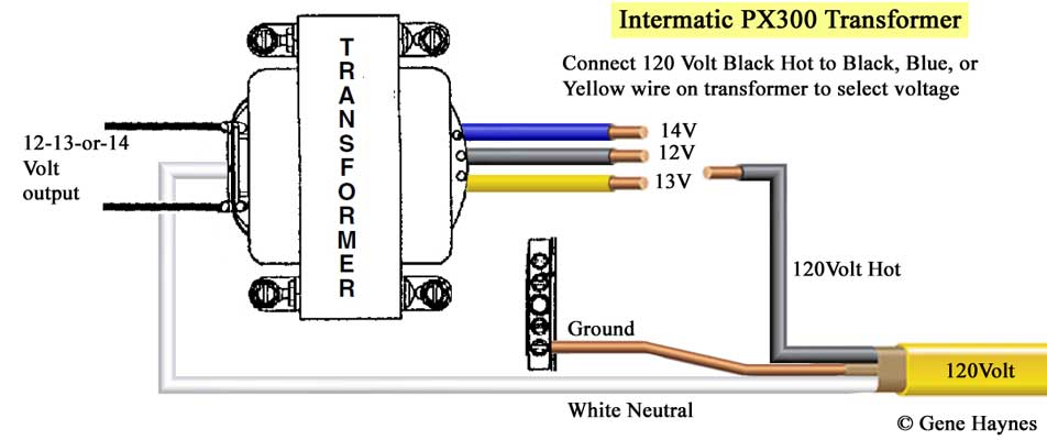 Z Wave Low Voltage Transfomer