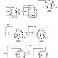 Relay Wiring Diagram 5 Pin Er Template 8 4 Din Schematic Block Diagram9 Latching