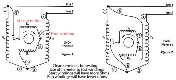 3 Phase Forward Reverse Switch / Single Phase Reversing
