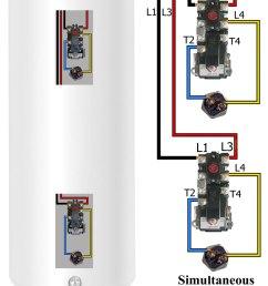 9000 watt water heater water heater wiring simultaneous operation [ 949 x 1229 Pixel ]