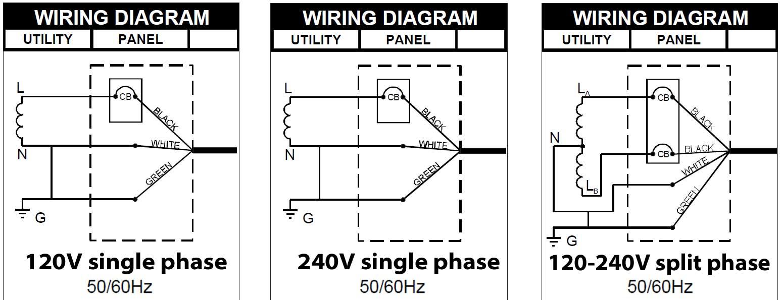 120 Volt Capacitor Start Motor Wiring