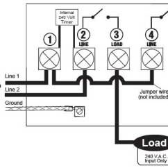 Wiring Diagram Photocell Telephone Terminal Block Sylvania Timers And Manuals Buy