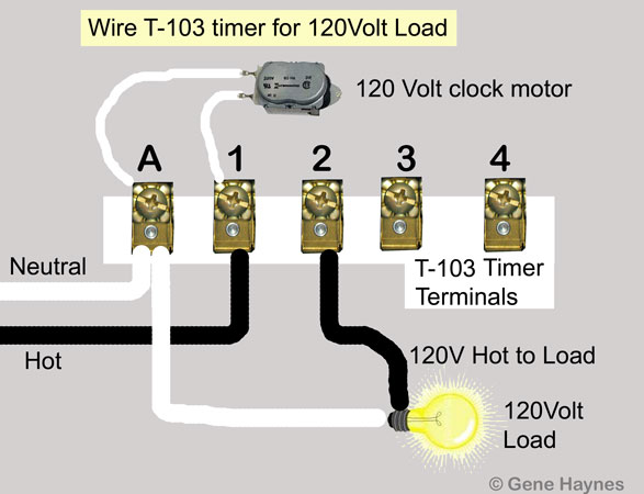 277v Lighting Wiring Diagram How To Wire T103 Timer