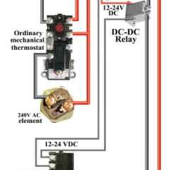 Electric Geyser Wiring Diagram Toro Personal Pace Parts How To Wire Water Heater Thermostats Simultaneous Dc
