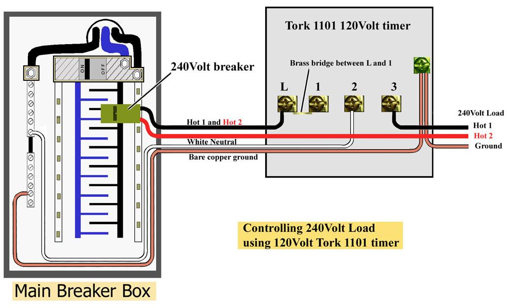 No Contactor Wiring Diagram