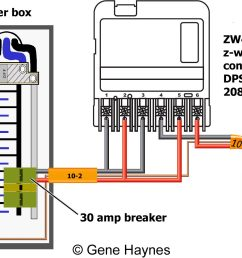 larger image ge z wave contactor automatically detects voltage [ 1765 x 1129 Pixel ]