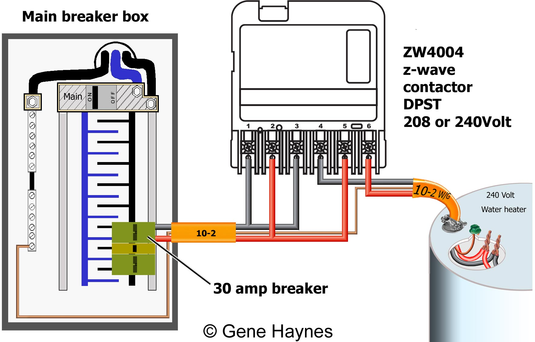 hight resolution of larger image ge z wave contactor automatically detects voltage