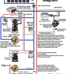 dc thermostat wiring diagram [ 865 x 1083 Pixel ]