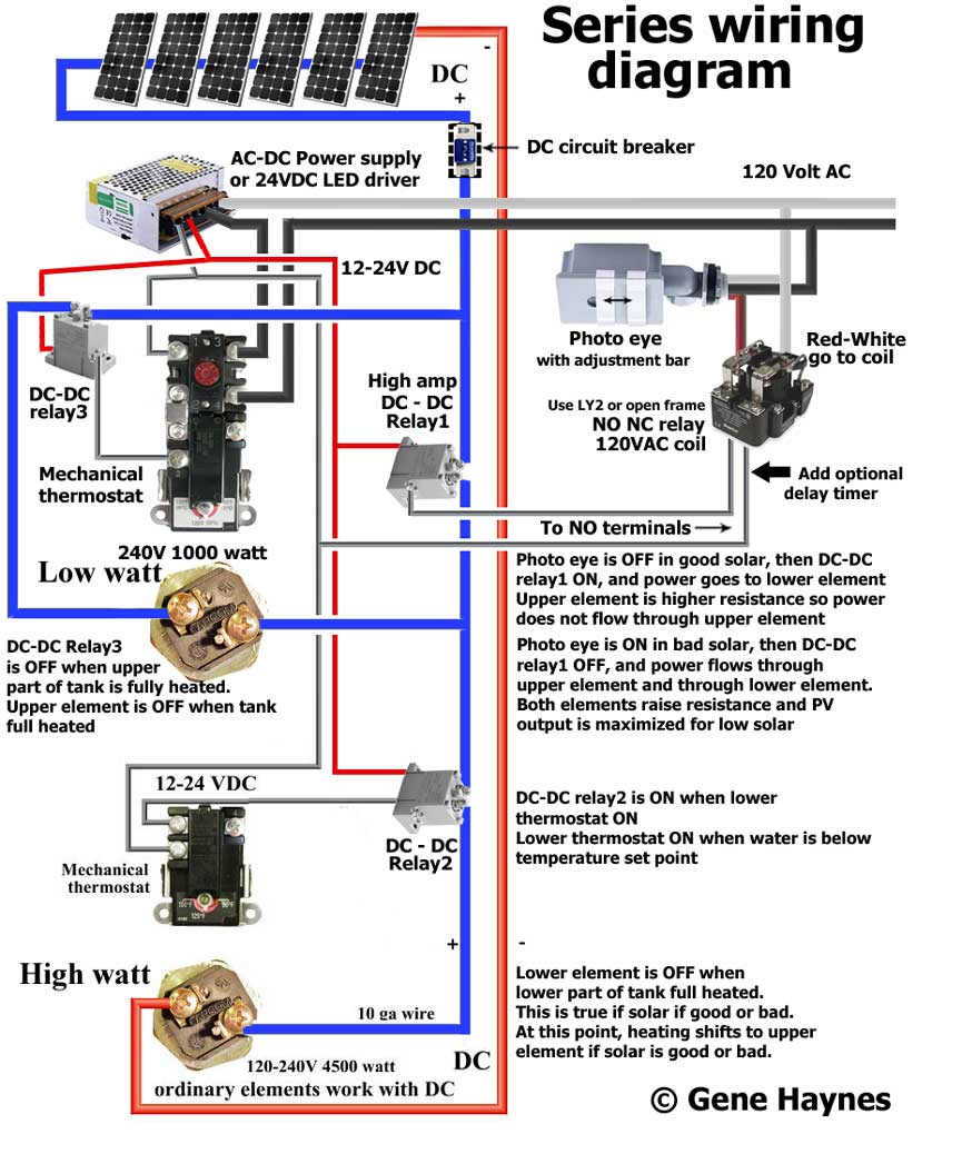 hight resolution of maybe this diagram uses unecessary extra relay to do same job as above this wiring diagram does not by pass water heater safety features