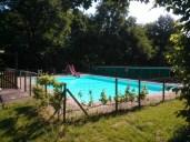 Ons zwembad.