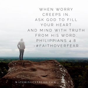 The DNA of Worry