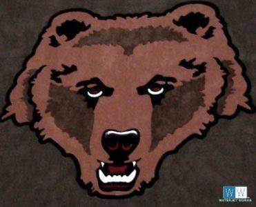 Brown University Bear Logo