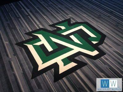 University of North Dakota Locker Room