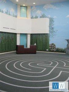 2007 Bucks County Hospital Labyrinth