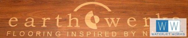 Earthwerks LVT Plank Logo