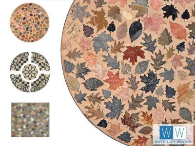Leaves365 Custom Tabletops for Indoor and Outdoor Pleasure
