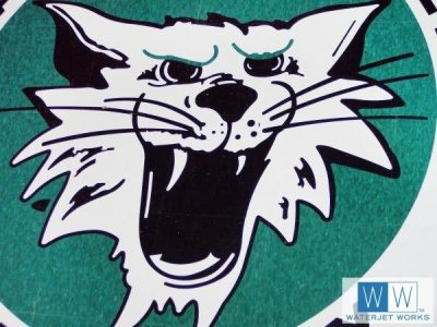 2005 Kennedale Wildcats School Logo