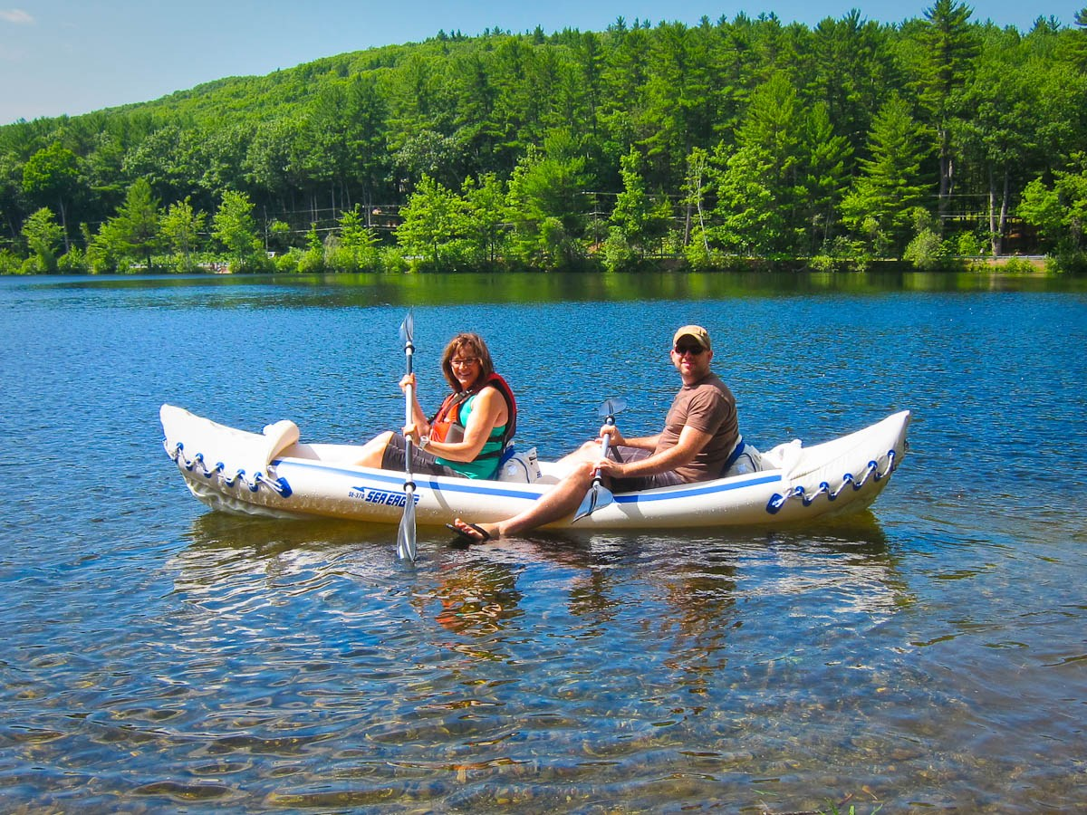 Best Inflatable Kayaks in 2019 – List of The Top Selling Models!