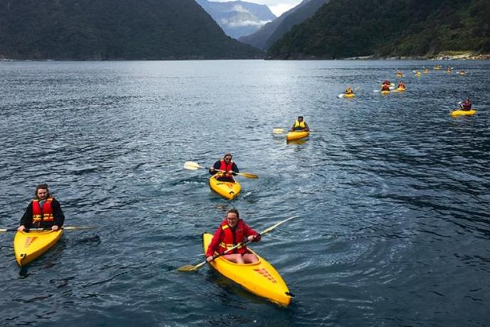 All About the Sport of Kayaking