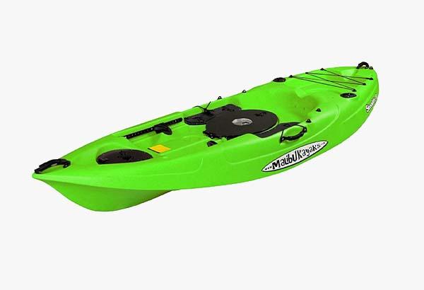 Malibu Kayaks Stealth 9 Fish and Dive Kayak