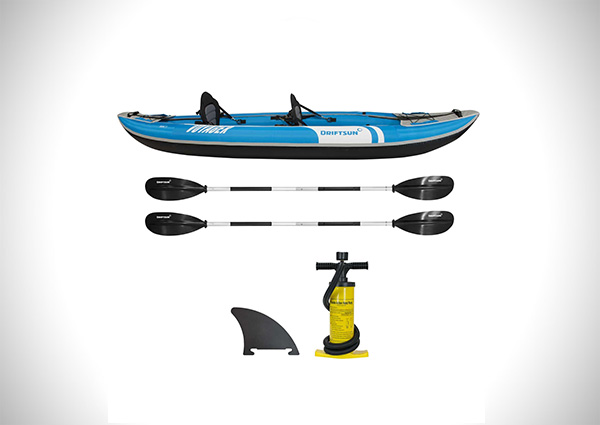 Driftsun Voyager 2 Person Inflatable Kayak