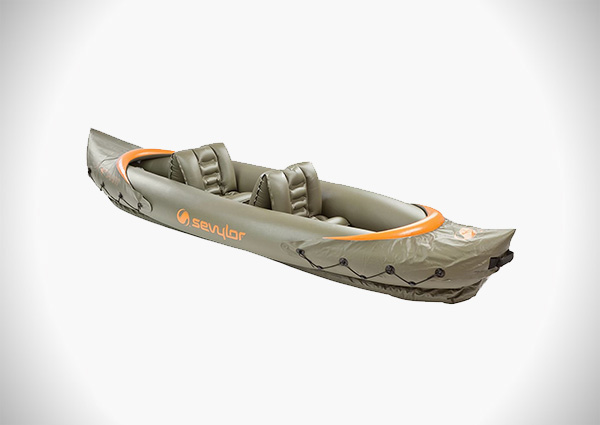 Sevylor Tahiti Hunt and Fish Kayak