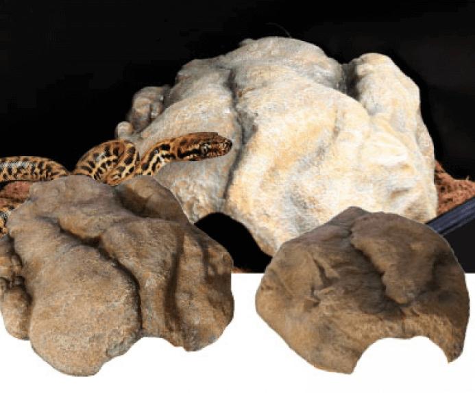 Snake Caves for Snake Enclosures