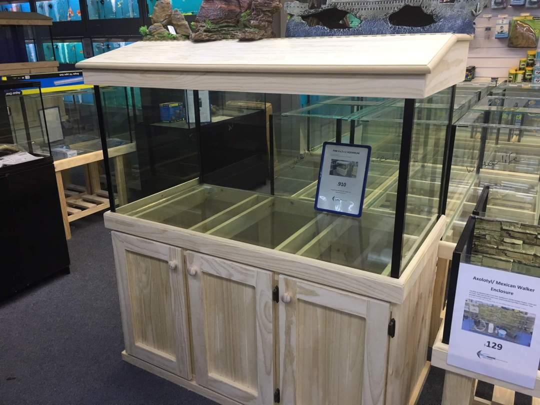 Small Fish Tanks 1