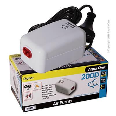 Air Pump Melbourne - Stellar 200D