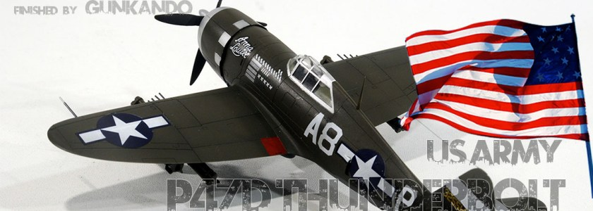 USAAF Republic P-47 Thunderbolt